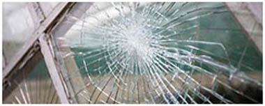 Stamford Smashed Glass